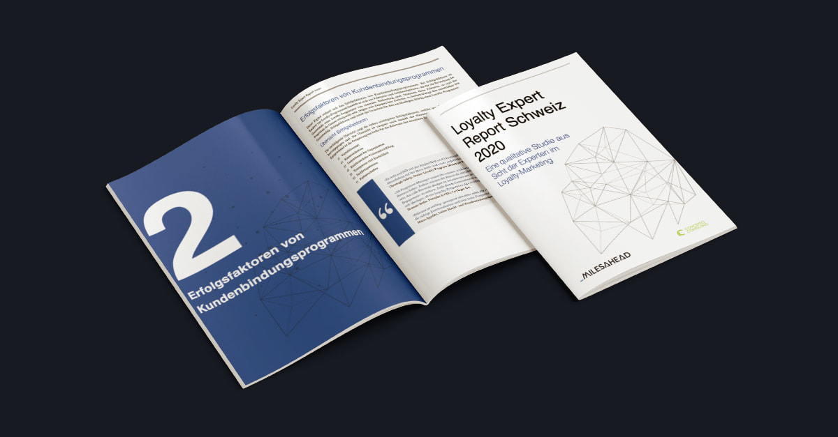 Loyalty Report der Schweiz 2020