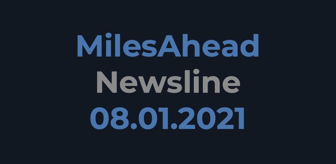 MilesAhead Newsline 08.01.2021